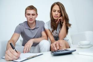 Family budget imbalance